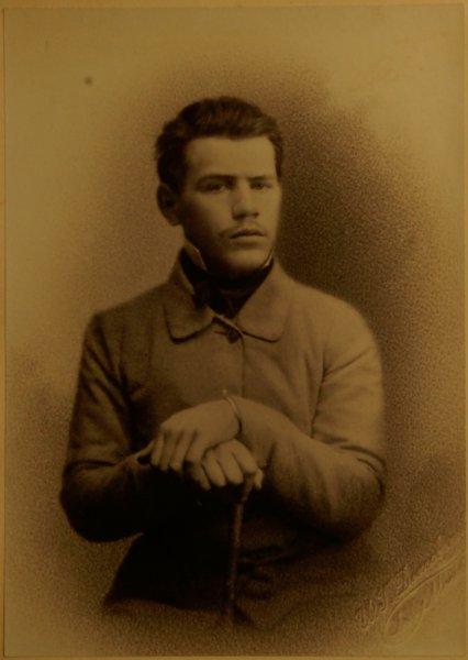 Толстой Лев Николаевич - биография | 600x426